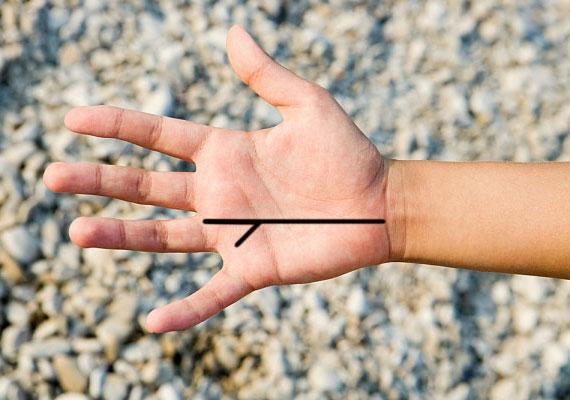 Ha V-alakban elágazva fogja körül valamelyik ujjat, az sikert és szerencsét jelképez, és az adott ujjhoz rendelhető képesség tökéletesítését.