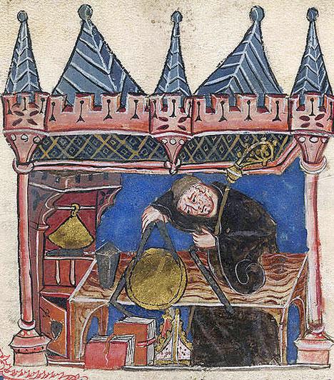 Wallingfordi Richard  A Szent Alban apátság apátja, Wallingfordi Richard (1292 - 1336) órakészítő tudásáról vált híressé, de asztrológiával is foglalkozott. Naprendszer modelljét óraként kezdték használni.