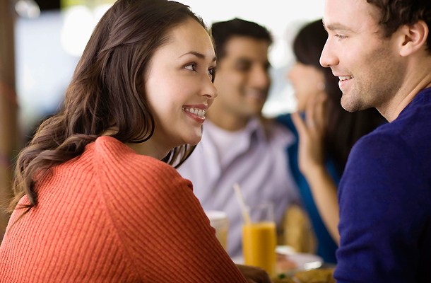 Bak férfi és a rák nő randi
