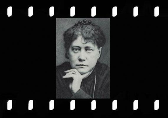 Helena Blavatsky (1831-1891) orosz származású spiritiszta, a Teozófiai Társaság egyik alapítója, aki küldetésének tekintette a keleti filozófia európai terjesztését.