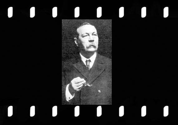 Arthur Conan Doyle (1859-1930) elsősorban a Sherlock Holmes-történetek szerzőjeként vált híressé, de a szellemidézésben sem volt utolsó.