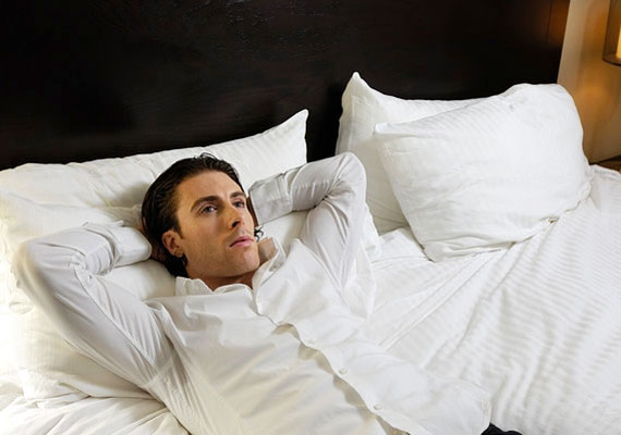 Ha viszont van mellette hely az ágyban, valószínűleg van hely az életében az új szerelemnek is.