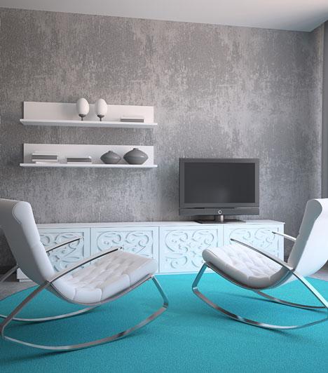 Vízöntő  A modern, futurisztikus bútorok illenek hozzád, és a világos színek, valamint a türkizkék. Engedd szabadon a fantáziádat, és válassz formatervezett bútorokat. Rendezd el szellősen, hogy maradjon elég szabad tered. A tárgyaidat inkább zárt szekrényben tarsd, ez növeli a rend érzetét.
