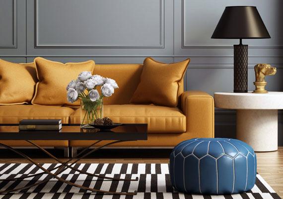 A színekkel is játszhatsz, amelyek nemcsak az otthonod varázsolják stílusossá, de a bankszámlád is felhizlalhatják. A feng shui szerint a kék, az arany vagy okkersárga, a barna, a fekete és a fehér az anyagi gyarapodást bevonzó színek.