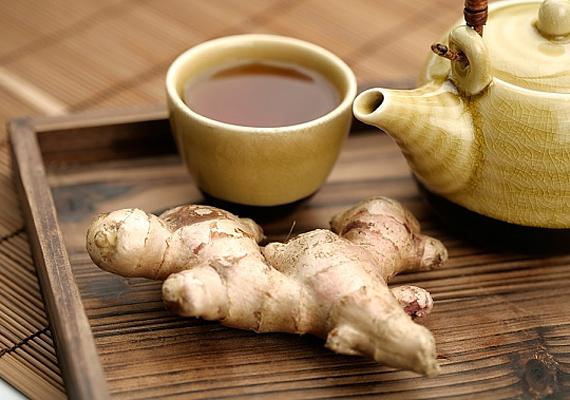 Tarts otthon gyömbért, és fogyaszd a belőle készült teát.