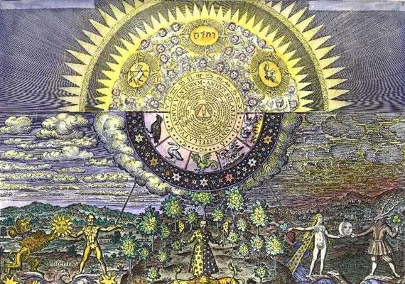 A Smaragdtábla ókori ezoterikus irat, a hermetikus filozófia, később az alkímia elveinek dokumentuma. A táblát a hagyomány szerint Egyiptomban, Hermész Triszmegisztosz múmiája mellett találták, de azóta elveszett. Tartalmát hellenisztikus forrásokból ismerjük.