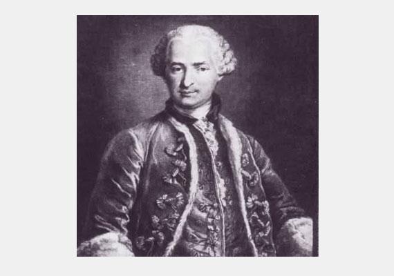 Saint-Germain gróf a 18. század egyik leghíresebb kalandora, általában azt állította magáról, hogy háromszáz éves, és ősi történetekkel szórakoztatta közönségét, de egyesek szerint még ma is él.