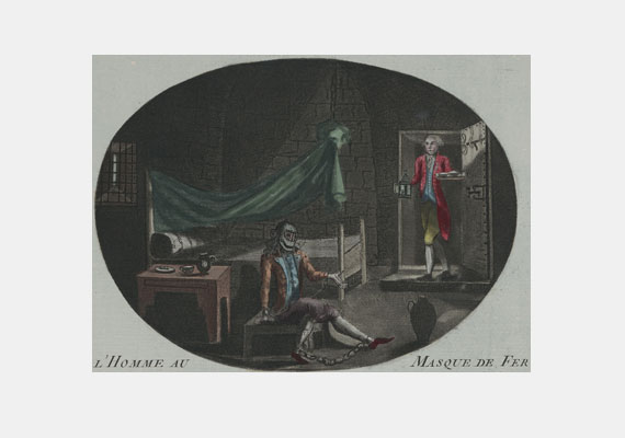 A Vasálarcos rejtélye a 17. század Franciaországához kötődik. A legalább 20 éven keresztül raboskodó férfi kilétére nem derült fény, de egyesek szerint XIV. Lajos ikertestvére volt.