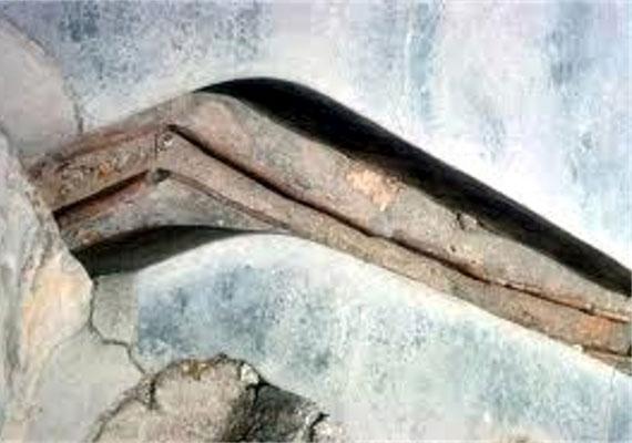 A kínai Baigong-hegy lábánál található barlangban több ezer éves fémvezetékeket találtak a falba ágyazva, illetve azon kívül, ami magas technikai fejlettségről tanúskodik. A terület ma lakatlan.