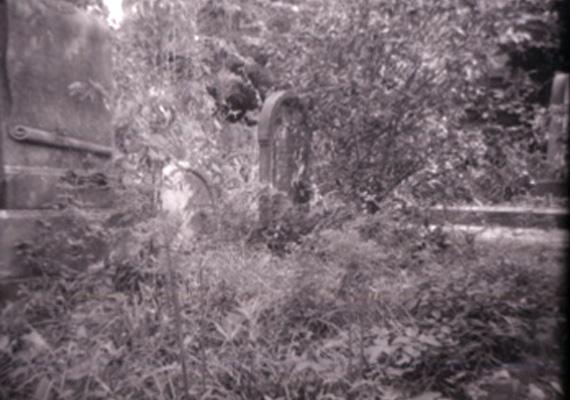A White Lady néven ismert szellemalakot szintén temetőben fotózták, és úgy tartják, több szellemképen is szerepelt már alakja.