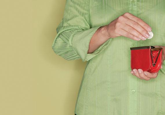 A piros szín mozgásba hozza az energiákat, a piros pénztárca pedig bőségvonzó.