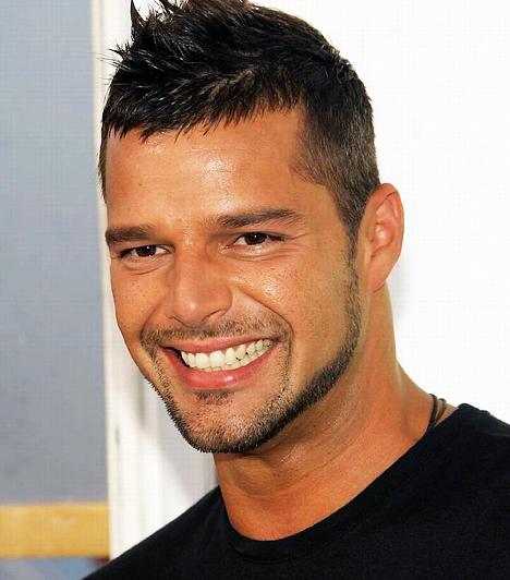 Ricky Martin A sármos énekes 12 esztendősen, a Menudo nevezetű latin fiúcsapat tagjaként kezdte pályafutását. Mióta szólókarrierbe kezdett, és elindult a világhírnév útján, több mint 55 millió albumot adott el, Grammy és latin Grammy-díjat is nyert. 1971. december 24-án született.Kapcsolódó hír:Bozontos medvévé hízott a sármos latin énekes »
