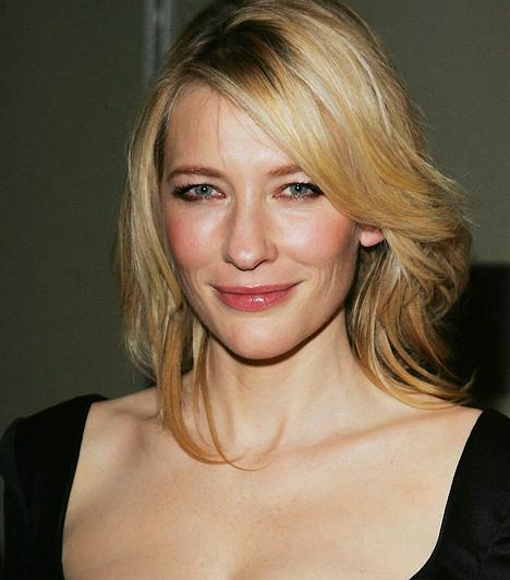 Cate Blanchett Melbourne-ben született 1969. május 14-én. Kevesen tudják, hogy a francia gyökerekkel rendelkező Oscar-díjas színésznő bizonyítottan távoli leszármazottja Louis Bleriot-nak, aki először repülte át a La Manche-csatornát.  Kapcsolódó cikk: Hollywood legszebb színésznői kopaszon »