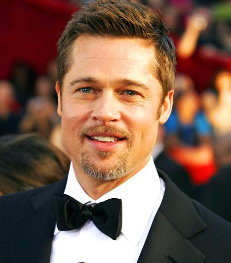 Brad Pitt A jóképű színész 1963. december 18-án született. Karrierje az elmúlt években üstökösszerűen ívelt felfelé. Olyan komoly alkotásokban mutatta meg tehetségét, mint a Bábel és a Benjamin Button különös élete című drámák, illetve a Jesse James meggyilkolása, avagy a tettes a gyáva Robert Ford című westernfilm.Kapcsolódó hír:Holtrészegre vedelte magát Brad Pitt »
