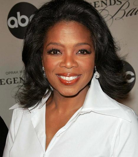Oprah Winfrey  Az 1954. január 29-ei születésű sztár egyedülálló karriert futott be. Beszélgetős műsora, az Oprah Winfrey Show 25 évig volt képernyőn, a legnagyobb sztárok fordultak meg nála.