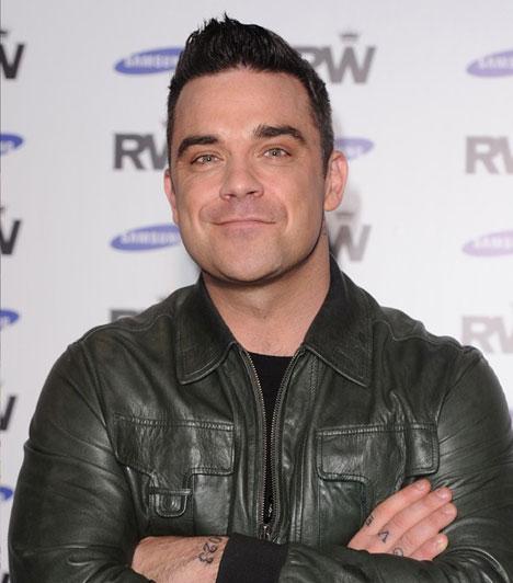 Robbie Williams  Robert Williams 1974. február 13.-án született az angliai Stoke-on-Trent-ben. Énekes, dalszerző és producer. Karrierje a Take That együttessel kezdődött 1990-ben. 1995-ben otthagyta a Take That-et, akikkel közösen 25 millió lemezt adott el és szólókarrierbe kezdett.