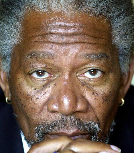Morgan Freeman A tehetséges színészt a Remény rabjai, a Robin Hood, a tolvajok fejedelme és a Hetedik a legjobban fizetett sztárok közé emelték. Az Oscarra azonban a 2005-ös Millió dolláros bébiig kellett várnia. 1937. június 1-én született.Kapcsolódó cikk:Hollywood 70 feletti szívdöglesztő sztárjai »