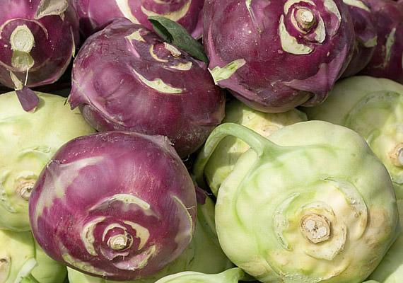 A karalábét már az ókorban is a legerősebb emésztésserkentő, méregtelenítő ételek között tartották számon.