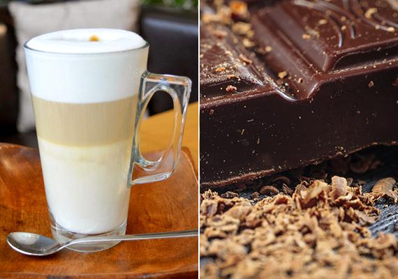 Ha édesszájú vagy, és a diéta idején sem szívesen mondasz le a csokiról, tízóraira fogyaszd. Két kocka - körülbelül 16 gramm - tesz ki 100 kalóriát, ami mellé még jóízűen elfogyaszthatsz egy tejeskávét is cukor nélkül.