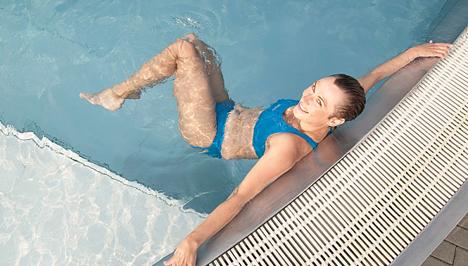 Hogyan lehet fogyni a medencében, Jakuzzizás közben fogyni? - Igenis lehetséges! | Femcafe