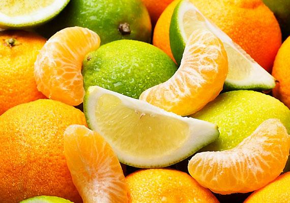 A C-vitamin nem csupán erősíti az immunrendszert, de serkenti az emésztést, és enyhe hashajtó hatással rendelkezik. Az antioxidáns vitamin legismertebb forrásai a citrusfélék.