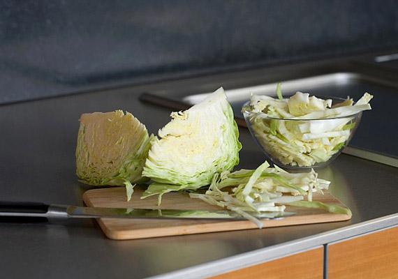 A káposzta zsiradékot egyáltalán nem tartalmaz, ugyanakkor magas rosttartalmának köszönhetően felgyorsítja az emésztést, és szénhidráttartalma is igen alacsony.
