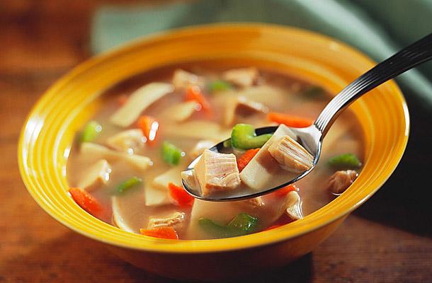 fogyás leves recept