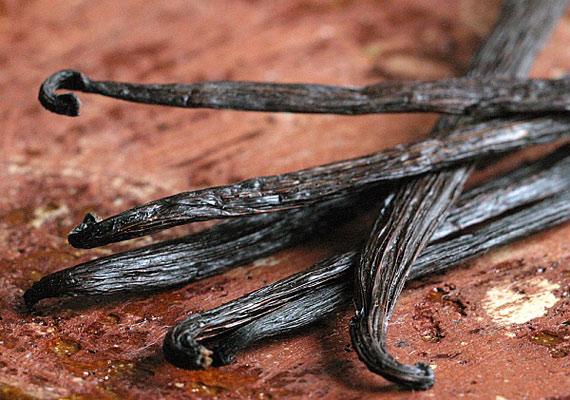 Ne vidd túlzásba a vanília fogyasztását: az illatos fűszer sajnos erősen savasít.