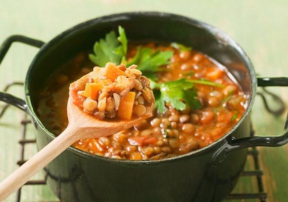 A lencsét sokféleképpen elkészítheted, laktató és egészséges, diétás ebéd lehet.