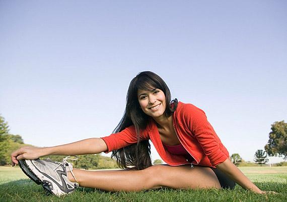 30 perc aerobik alatt - a bemelegítést és a lazítást nem számítva - 151 kalóriát használsz fel.