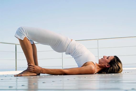 A jóga a nyugodtabb mozgásformák közé tartozik, 30 perc alatt mégis 88 kalóriát égethetsz el vele.