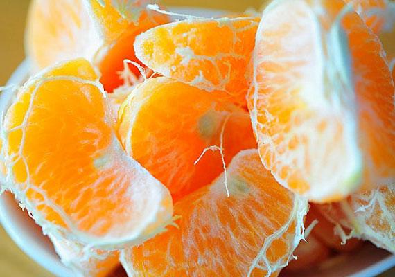 A mandarin segíti a méregtelenítést, beindítja a zsírégetést, valamint gyorsítja az anyagcserét - ráadásul ez a legédesebb citrusféle.