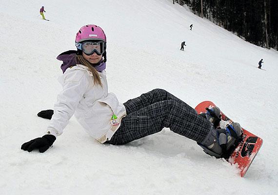 snowboard fogyni