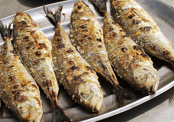 A halak és a tenger gyümölcsei ugyancsak biztos magnéziumforrásnak bizonyulnak - egy okkal több ezeknek az egészséges táplálékoknak a fogyasztására.