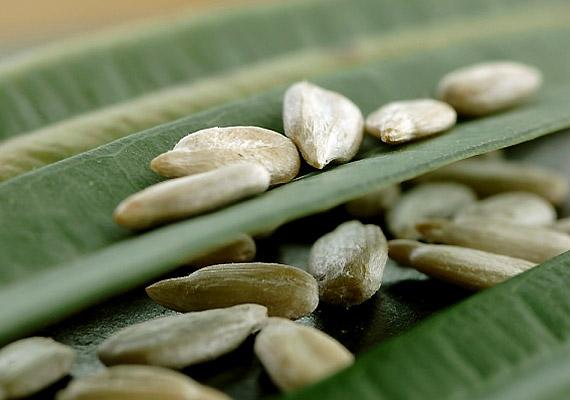 Ha nassolni vágysz, az olajos magvak - mint a mogyoró, a dió vagy a napraforgómag - fogyasztása melegen ajánlott a diéta alatt.