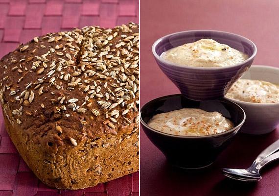 Egy szelet teljes kiőrlésű pirítós padlizsánkrémmel megkenve ideális vacsora lehet. Hallgasd meg a szakértő véleményét a teljes kiőrlésű kenyérről!
