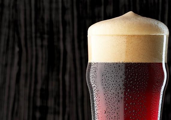 A barna sör kalóriatartalma valamivel magasabb, mint a világosé, ám nem sokkal több 200-nál.