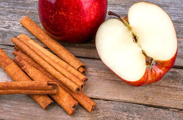 zöld alma víz és fahéj a fogyáshoz