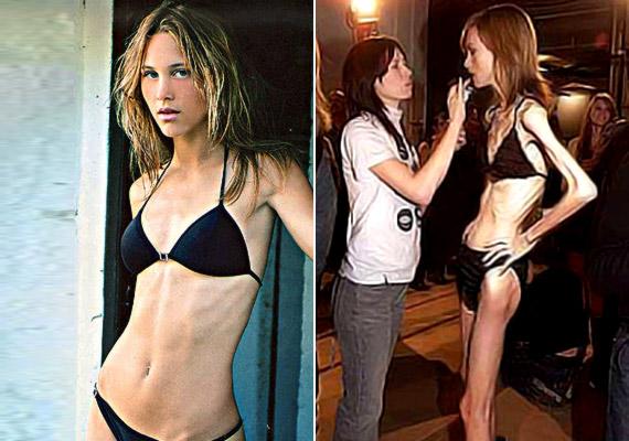 Húga, Eliana Ramos ugyancsak modellként dolgozott. Ő 2007-ben, 19 évesen hunyt el, ugyancsak szívmegállásban - melyet alultápláltság okozott.