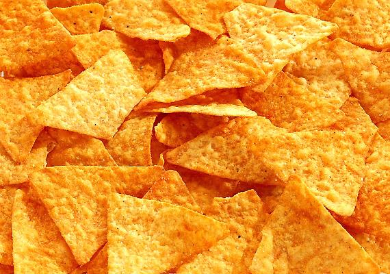 A chipsek általában hidrogénezett növényi olajjal készülnek, mely szintén anyagcsere-blokkoló hatásáról ismert.