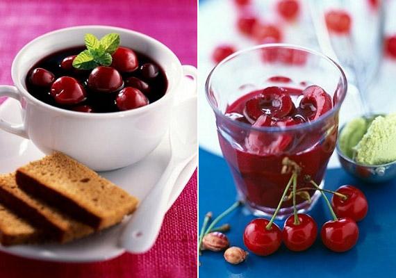A nyár egyik kedvence a hideg gyümölcsleves. Ha szeretnéd, hogy passzoljon a diétádba, cukor helyett nyírfacukorral ízesítsd, fehér liszt helyett pedig zablisztet használj a sűrítéshez. Ezzel a két apró változtatással készítsd el a korábbi cikkünkben leírt receptet.