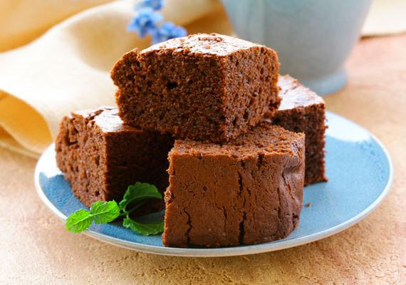 enni süteményt és fogyni