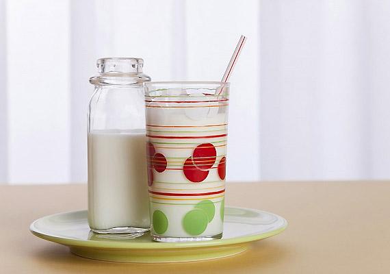 2 dl tej körülbelül 240 mg kalciumot tartalmaz, az a napi szükséglet negyede.