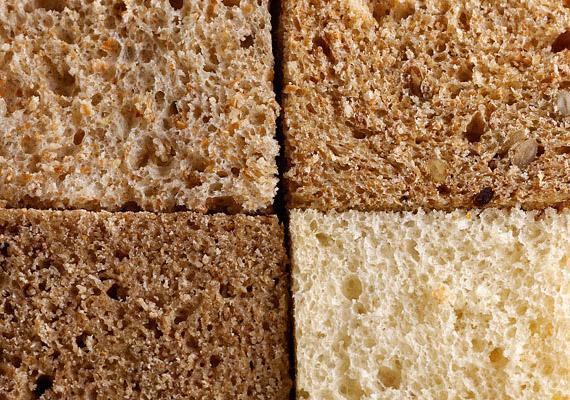 Azt talán felesleges is elmondani, hogy a fehér kenyeret lehetőség szerint iktasd ki az étrendedből, és fogyassz helyette teljes kiőrlésű változatot. A magasabb rosttartalom lassítja a felszívódást, segíti az emésztést. Kattints ide, és hallgasd meg a szakértő véleményét a teljes kiőrlésű kenyérről!