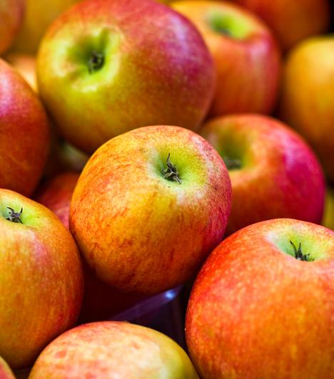 AlmaA méregtelenítő és emésztésserkentő hatásáról ismert alma magas vitamin-, rost- és ásványianyag-tartalmával segít megőrizni egészséged és formába hozni alakod.Kapcsolódó cikk:Béltisztító almakúra »