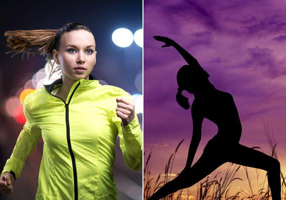 Egy félórás esti edzés hatására felpörög az anyagcsere, és még órákkal később is több kalóriát éget a szervezeted. Ha a futás túlságosan felébreszt, érdemes egy könnyebb mozgásformát választanod: a jóga nagy előnye például, hogy egyúttal az éjszakai pihenésre is ráhangol. Ismerj meg egy speciális zsírégető jógát, a Bikramot!