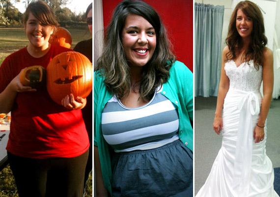 Minden menyasszony szeretné az esküvőjén a legjobb formáját hozni. Ashley German tett is érte: a molett lány több mint 50 kilót adott le élete legszebb napjára. Sokáig a genetikát hibáztatta túlsúlyáért, ám egy kórházi látogatás alkalmával döntő lépésre szánta el magát. Tudd meg, hogy sikerült lefogynia!