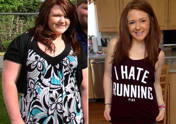 - A lassabb változások híve vagyok, úgy gondolom, tudatosítani kell magunkban, hogy nem fogyókúrázunk, hanem életmódot váltunk, ami egy sokkal hosszabb folyamat - mondja Jennifer Piccolo, aki 32 kilót fogyott otthoni edzéssel!