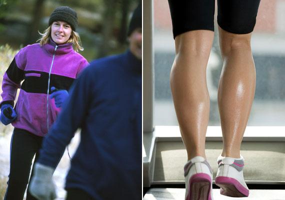 Ne mondj le a futásról télen se! Bár tény, ha komolyabb súlyfelesleggel küzdesz, ízületeid védelmében szerencsésebb először sétával indítanod. 30 perc lassú tempójú futással körülbelül 350 kalóriát éget el a szervezeted. Korábbi cikkünkből többet is megtudhatsz a túlsúly és a futás kapcsolatáról.