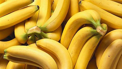 A banán javítja a látást